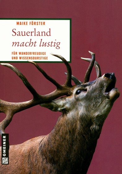 """Sauerland macht lustig"", Autorin: Maike Förster"