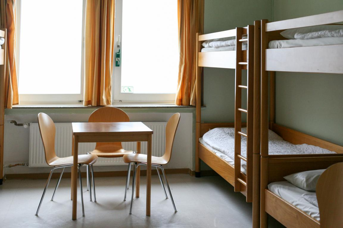 Doppelstockbetten aus Buchenholz