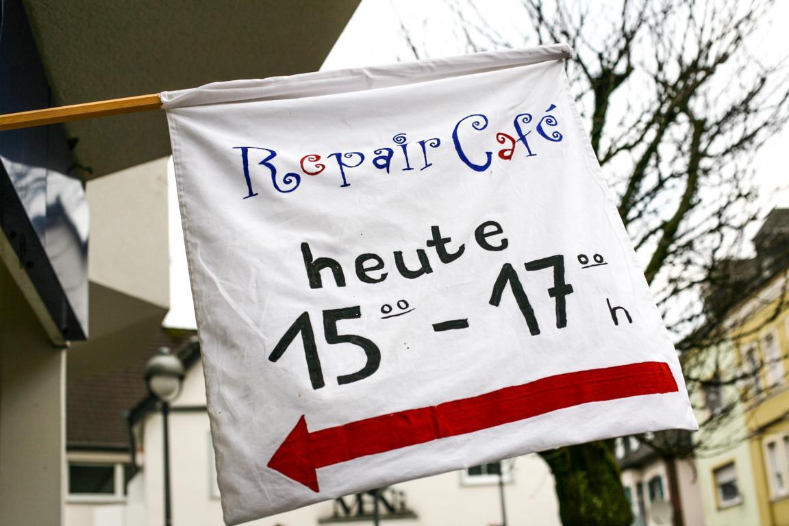 Repair Café in Meinerzhagen, jeden letzten Freitag im Monat geöffnet
