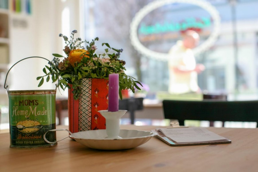 Café Kaffeeklatsch, Meinerzhagen  © Foto: Stefanie Schildchen