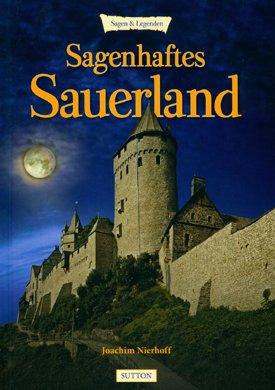 Sagenhaftes Sauerland, Buchcover