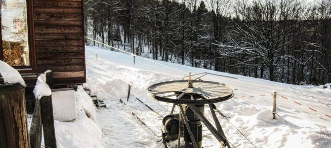 Skilift Hardenberg geschlossen