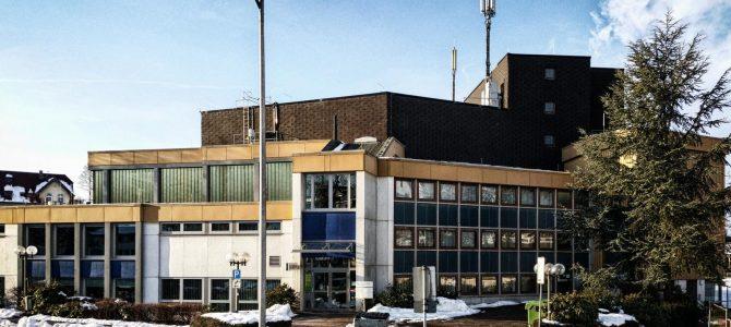 Stadthalle: Abriss kein Thema mehr