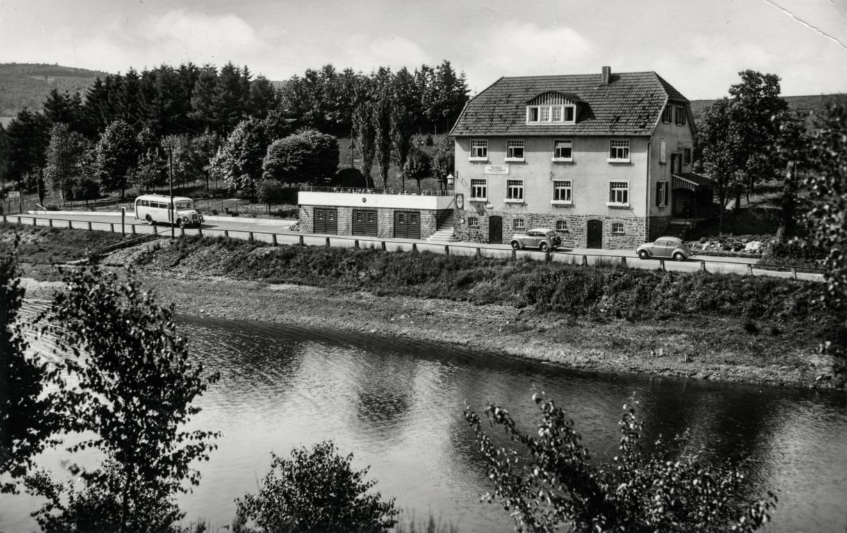 Windebruch, Meinerzhagen, Foto aus den frühen 1950er Jahren © Foto: Sammlung Schildchen