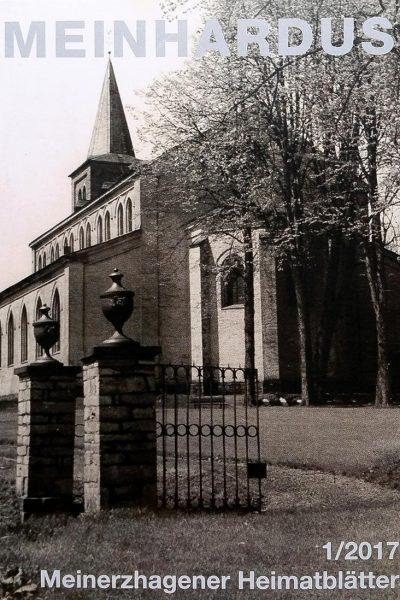 Meinhardus: Die evangelische Kirche in Valbert