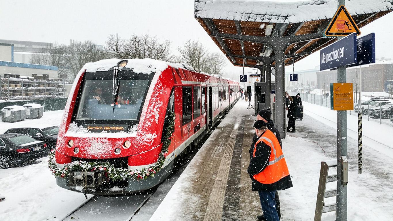 Regionalbahn 25: Lückenschluss zwischen Meinerzhagen und Lüdenscheid © Foto 2017: Stefanie Schildchen