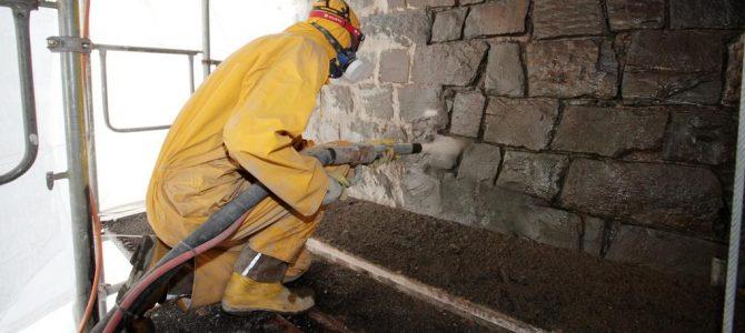 Sanierung der Listermauer